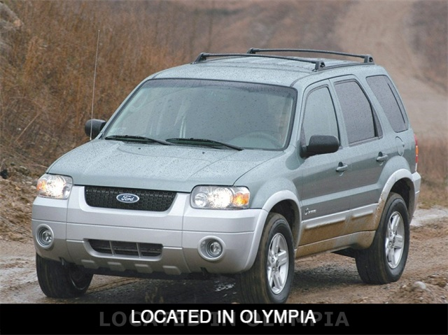 Pre-Owned 2007 Ford Escape