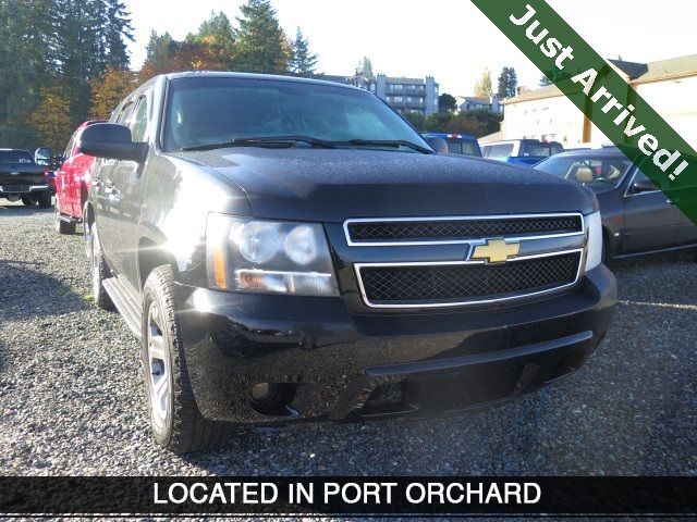 Used Police Tahoes For Sale >> Pre Owned 2012 Chevrolet Tahoe Police Rwd 4d Sport Utility