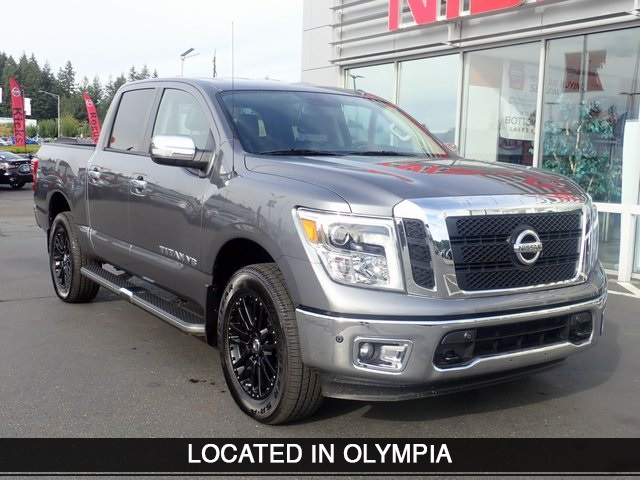 Pre-Owned 2018 Nissan Titan SL