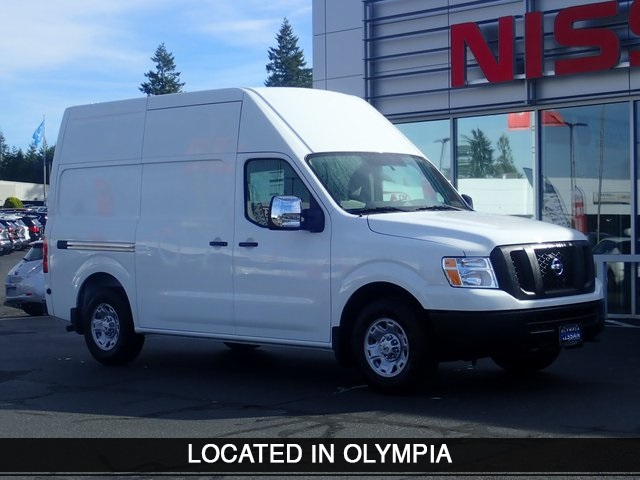 New 2018 Nissan NV3500 HD Cargo SV