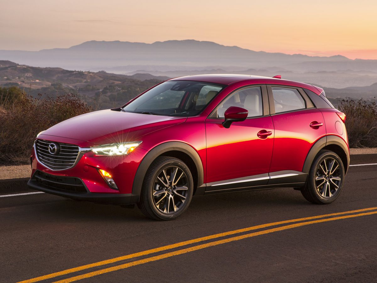 Mazda cx 3 used cars