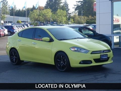 Pre-Owned 2013 Dodge Dart Limited/GT