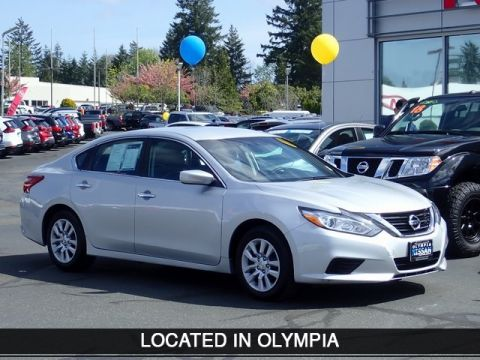 Pre Owned 2018 Nissan Altima 2 5 S