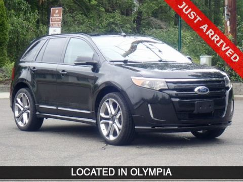 Pre-Owned 2014 Ford Edge Sport