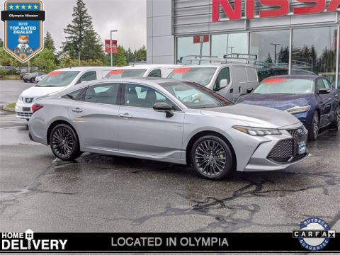 Pre-Owned 2019 Toyota Avalon Hybrid XSE
