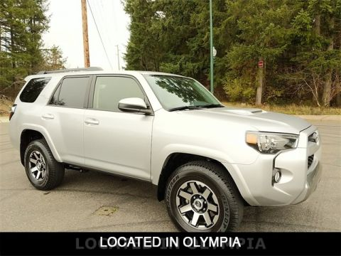 Pre-Owned 2019 Toyota 4Runner TRD Off-Road